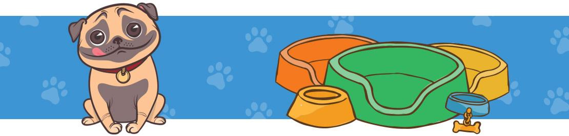 Caminhas e Casinhas para Cachorros