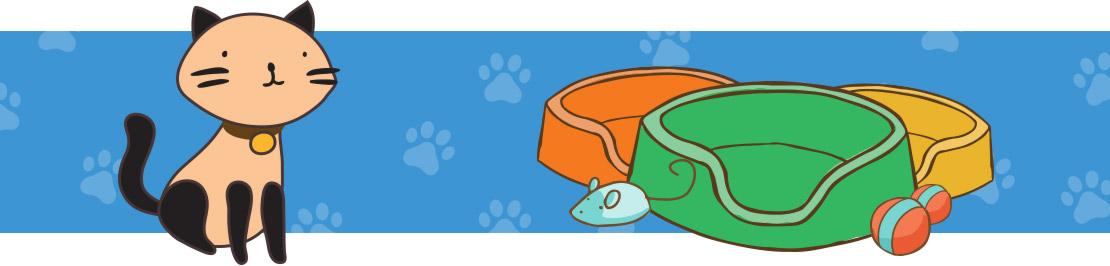 Caminhas e Casinhas para Gatos 1